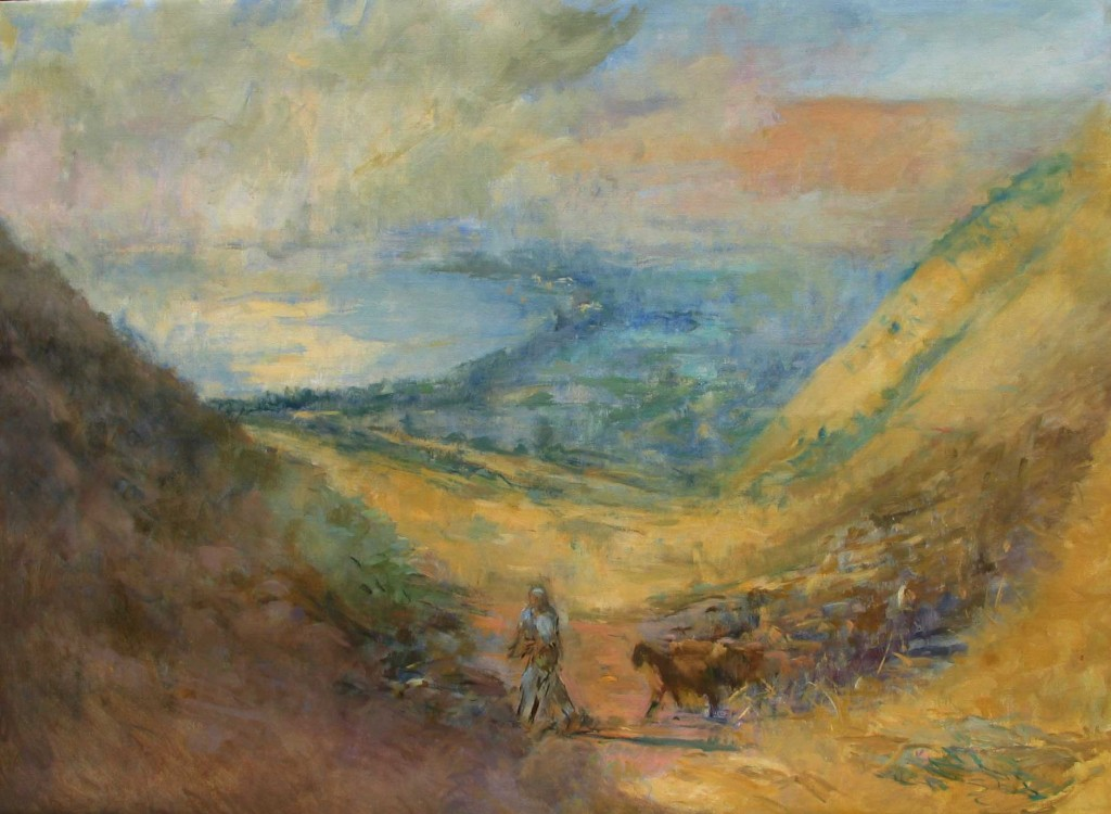The Shepherd at Galilee
