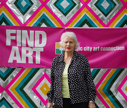 Celebrated Women Artists in Alabama. Magic City Art Connection. Birmingham, Alabama, 2018.