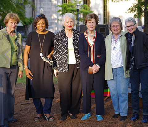 Recipients of the Celebrated Women Artists in Alabama. Magic City Art Connection.